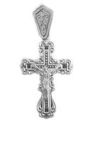 07кр001-900200 Крест (Ag 925)